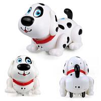 儿童电动玩具男孩智能1-2-3-4岁女孩智力狗狗走路会唱歌仿真动物