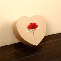 爱心礼品盒大号情人节心形礼物包装盒子伴手礼盒生日回礼盒礼物盒