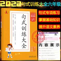 53小学基础练小学语文句式训练大全小学六年级上册下册全一册通用版2022新版