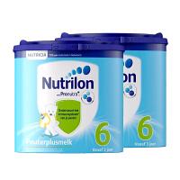 【6段】保税区发货 荷兰牛栏Nutrilon诺优能 婴幼儿奶粉 六段(3岁以上) 400g*2罐 海外购