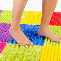 指压板脚小冬笋大超痛硬版足脚底按摩垫趾压板