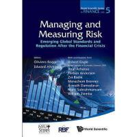 【预订】Managing and Measuring Risk: Emerging Global