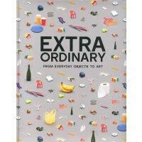 EXTRA / ORDINARY 额外/平常 日常物品艺术再创造 产品设计书籍