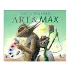 【预订】Art & Max