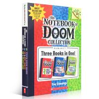 英文原版进口Scholastic Branches系列 Notebook of Doom 1-3套装 毁灭笔记/末日笔
