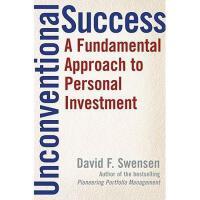 【预订】Unconventional Success: A Fundamental Approach to