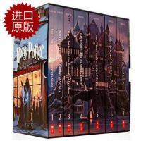 【现货】英文原版 哈利波特套装全集 美国特别版 Harry Potter Paperback Box Set (Spe