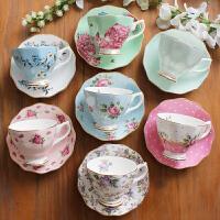 骨瓷咖啡杯套具家用欧式杯碟咖啡具套装英式下午红茶茶具杯子陶瓷