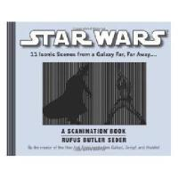 Star Wars: A Scanimation Book: Iconic Scenes from a Galaxy 英