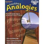 【预订】Unlocking Analogies, Grades 4-5