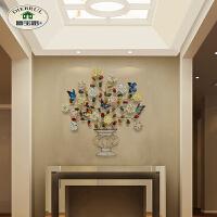 家居客厅玄关背景酒吧装饰品铁艺墙饰壁饰挂件挂饰