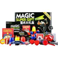 魔术道具套装 儿童早教启智玩具 益智近景魔术 智力玩具3-6岁圣诞礼物 经典魔术大集合