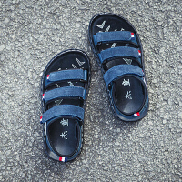 男童凉鞋新款儿童沙滩鞋夏季男童鞋中大童女童凉鞋潮