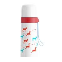 儿童保温杯女可爱小巧便携防摔幼儿园小学生水杯子保温瓶水壶带盖