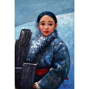 Y320艾轩西藏少女