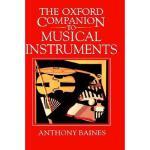 【预订】The Oxford Companion to Musical Instruments