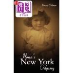 【中商海外直订】Ilona's New York Odyssey