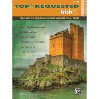 【预订】Top-Requested Irish Sheet Music: 23 Popular and