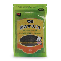 日本三井宝宝 黑芝麻粉50g婴儿拌饭料调味品 宝宝辅食 进口芝麻粉