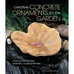 【预订】Creative Concrete Ornaments for the Garden: Making Pots