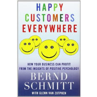 Happy Customers Everywhere 精装版 快乐无处不在的客户