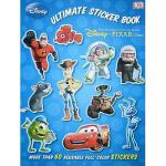 【预订】Disney Pixar Ultimate Sticker Book