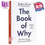 【中商原版】为什么:因果关系的新科学(图灵奖)英文原版 The Book of Why Judea Pearl All