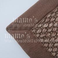 剑麻地毯客厅卧室茶几阳台床边地毯可定制榻榻米垫草编环保