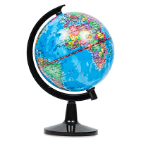 M&G晨光ASD99818世界地球仪学生教学10.6CM高清小号(单个)当当自营