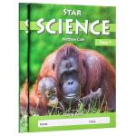 【中商原版】【新加坡科学教材】Star Science Textbook/Workbook Year 1 思达科学课本