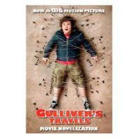 英文原版Gulliver\'s Travels Movie Novelization格列弗游记