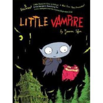 【预订】Little Vampire 美国库房发货,预计3-5周到货