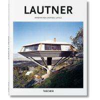 Lautner 约翰劳特纳作品集  建筑设计 美国建筑大师英文艺术建筑图书