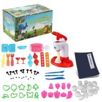 彩色超轻粘土24色套装橡皮太空雪花泥土儿童玩具 24色冰激凌【彩盒装】 套装配件+秘笈