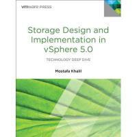 【预订】Storage Design and Implementation in Vsphere 5.0