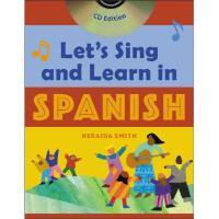 【预订】Let's Sing and Learn in Spanish (Book + Audio CD)