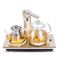 全自动上水壶电热水壶抽水玻璃泡茶烧水壶煮茶器