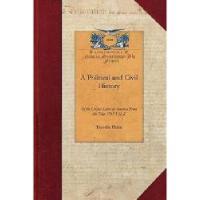 【预订】A Political and Civil History of the Us-V2