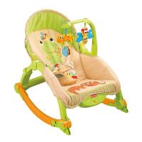 保税区发货 Fisher Price费雪 益智玩具 婴幼儿多功能玩具摇椅 X7306 海外购