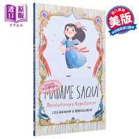 【中商原版】Rebecca Green Madame Saqui 走钢丝的夫人 精辟绘本 低幼童话故事绘本 精装 英文原