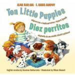 【预订】Ten Little Puppies/Diez Perritos