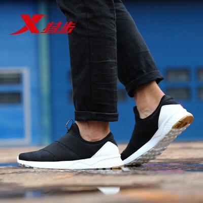 XTEP 特步 983319329男款休闲运动鞋 73.8元包邮(立减)