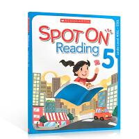 【全店300减100】学乐阅读英文原版 Scholastic Spot On Reading 5 小学二年级练习学前小学