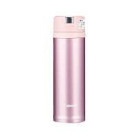 象印保温杯XA48真空不锈钢水杯男女士便携茶杯大容量进口直身杯子 粉色