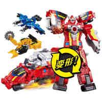 巨神战击队3超救分队变形玩具机器人爆裂战机王旋天冲锋战击王 奥迪双钻专柜正品