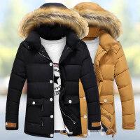 冬装新款男士棉服加厚短款潮男棉袄韩版修身棉衣null男装外套