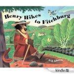 Henry Hikes to Fitchburg原版进口特价书