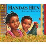 Handa's Hen 廖彩杏推荐书单英文原版绘本 第120本 汉达的母鸡 儿童图画故事书 Walker Books