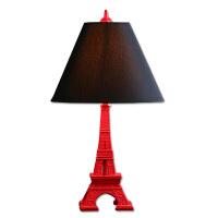 床头灯镂空台灯串珠台灯 巴黎铁塔