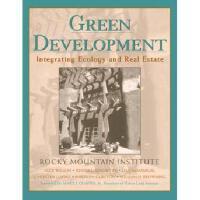 【预订】Green Development: Integrating Ecology And Real